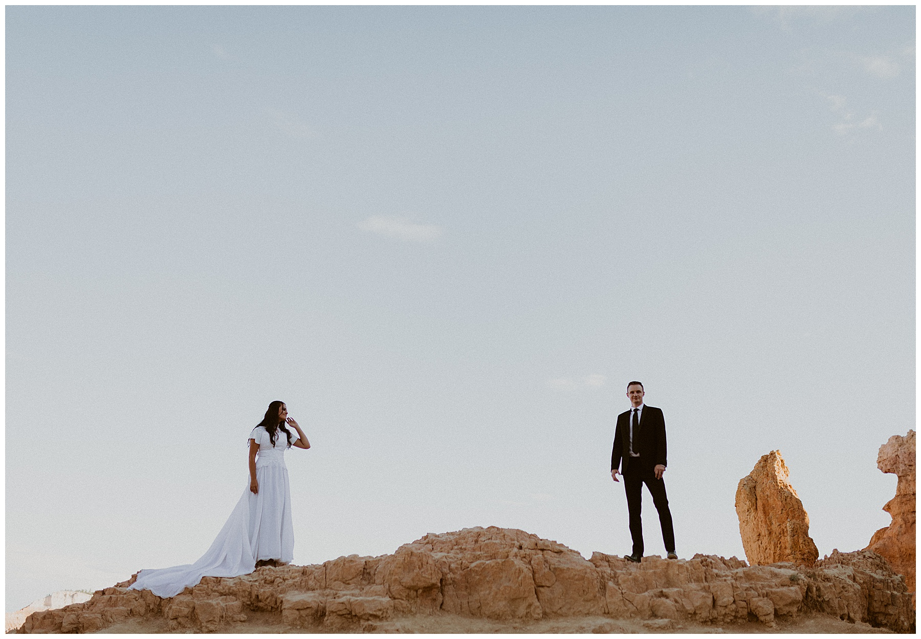 Bryce Canyon Elopement