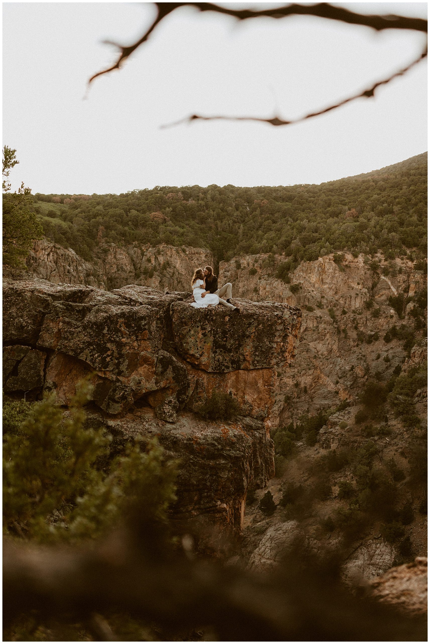 Black Canyon Elopement