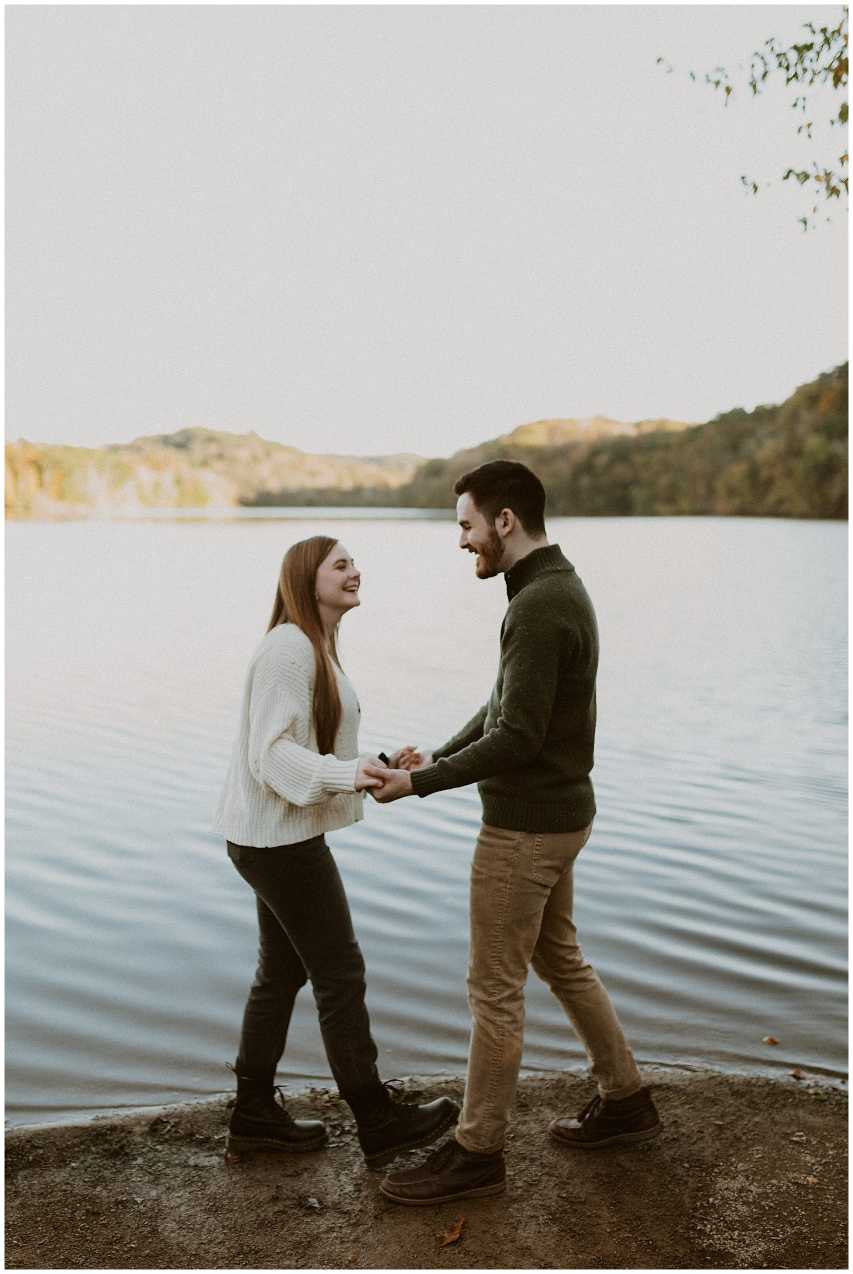 radnor lake engagement